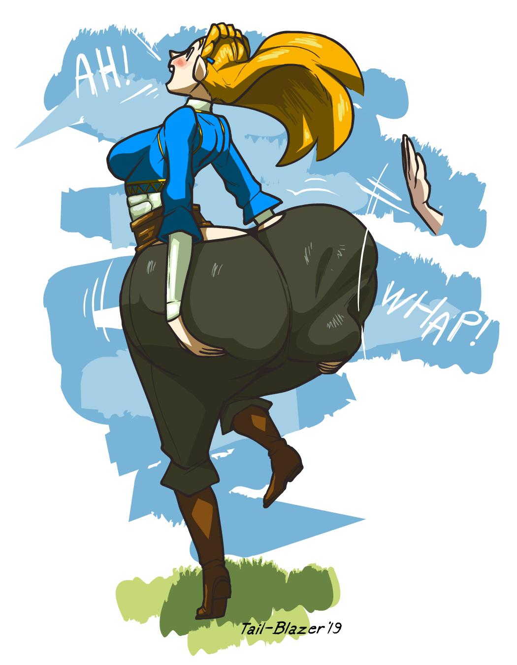 breath of ass the wild Shadow the hedgehog rule 63