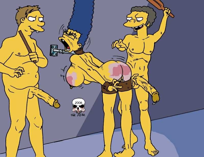 multiverse the the simpsons into Clash of clans troops naked