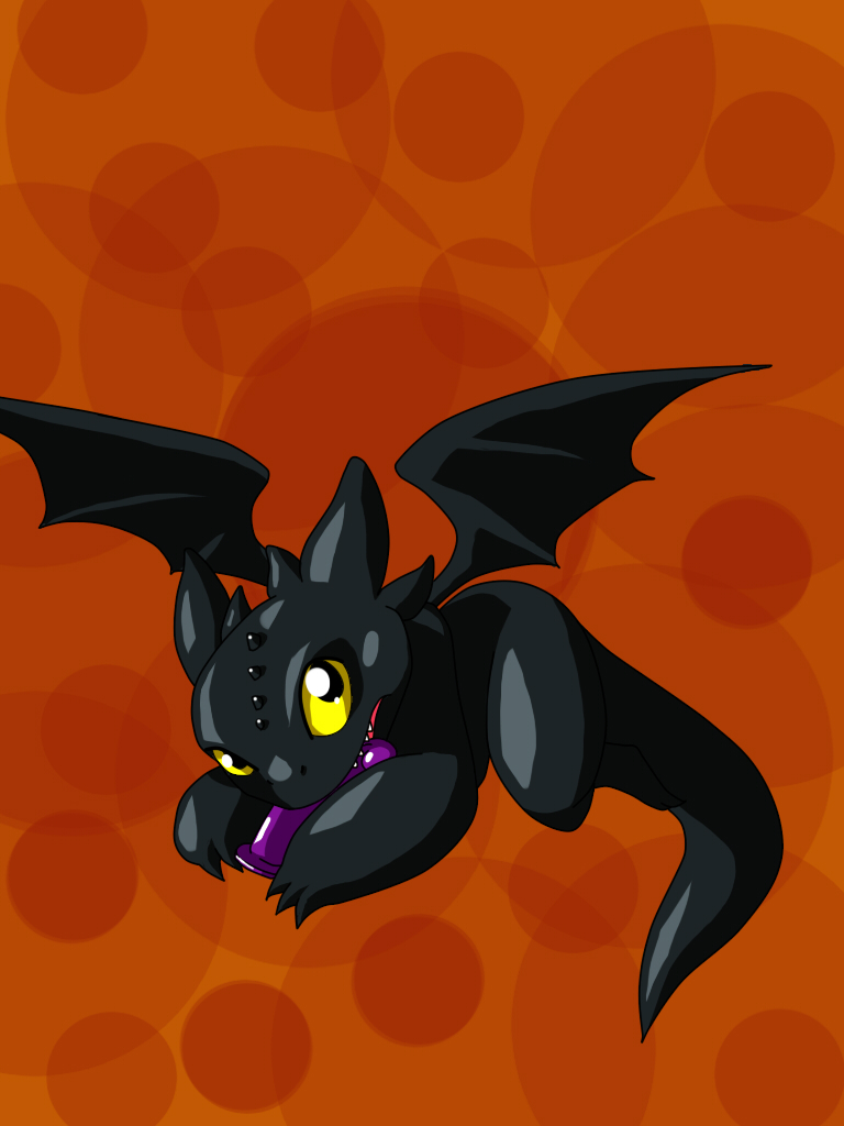 your to dragon into how a fanfiction dragon train turns toothless hiccup Super best friends forever supergirl