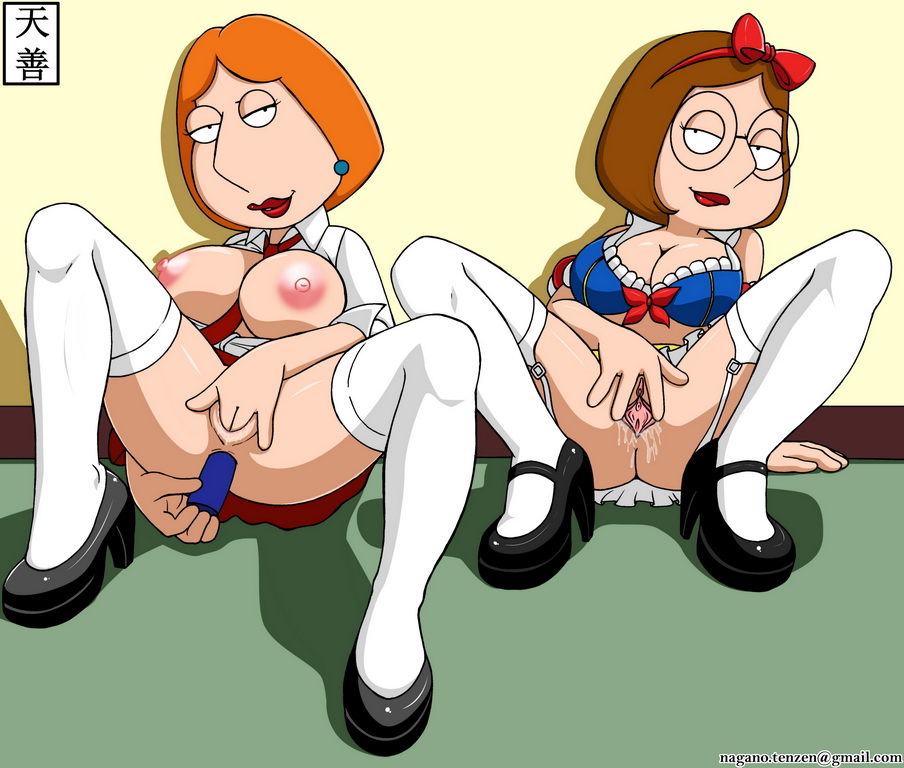 lois griffin and nude meg One punch man mosquito queen