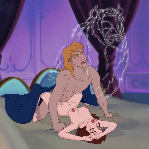 the beauty angelique beast and Iron scale shyvana dragon form