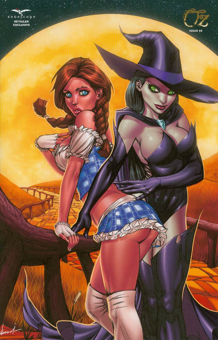 wizard oz of Star wars female characters nude