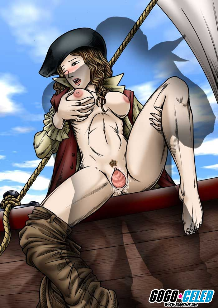 the pirates hentai caribbean of Lamentations of the flame princess wiki