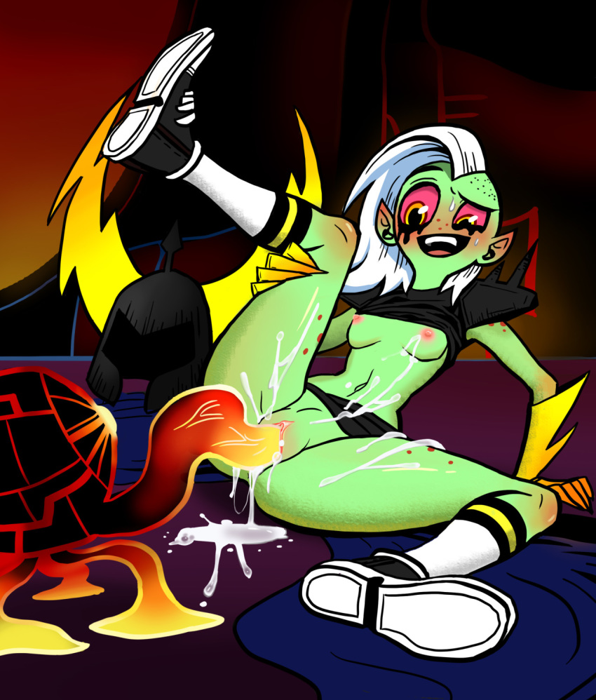dominator over lord porn wander yonder Fallout 4 super mutant porn