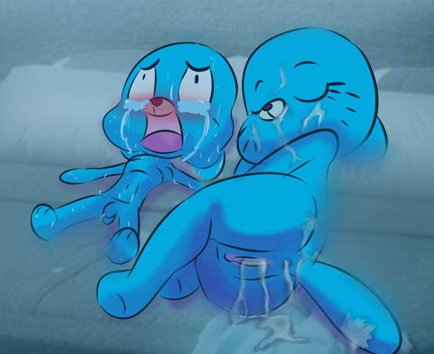 gumball lady amazing world of the Avatar: the last airbender nude