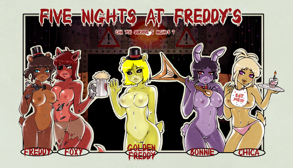 fnaf mangle foxy x comic Fugget about it cookie naked