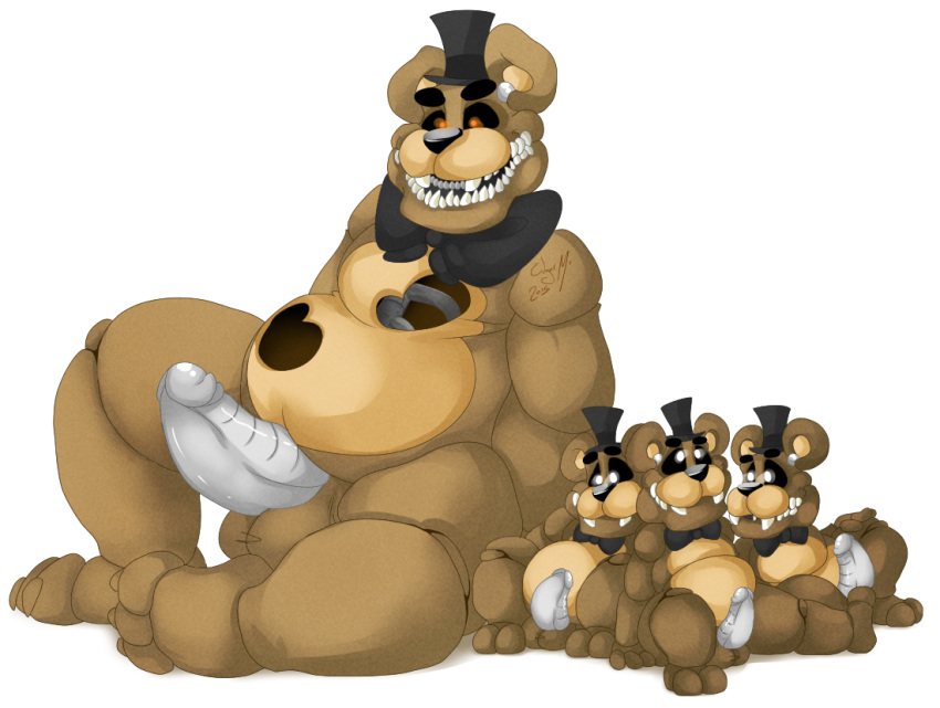 freddys five at nights mangle Billy and mandy general skarr