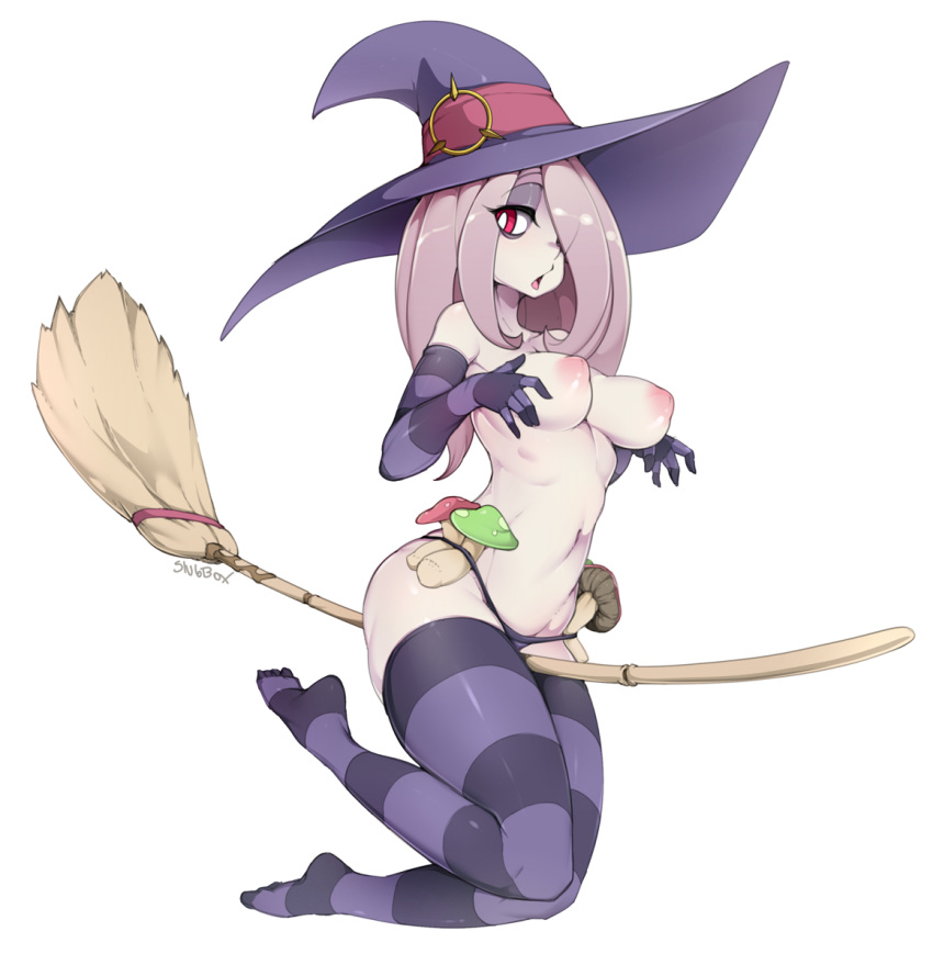 witch academia sucy little my Harley quinn batman brave and the bold